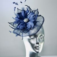 An easy to wear French navy hat-inator SN1024